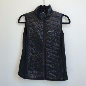 Marmot Variant Zip-Up Fleece Hybrid Vest